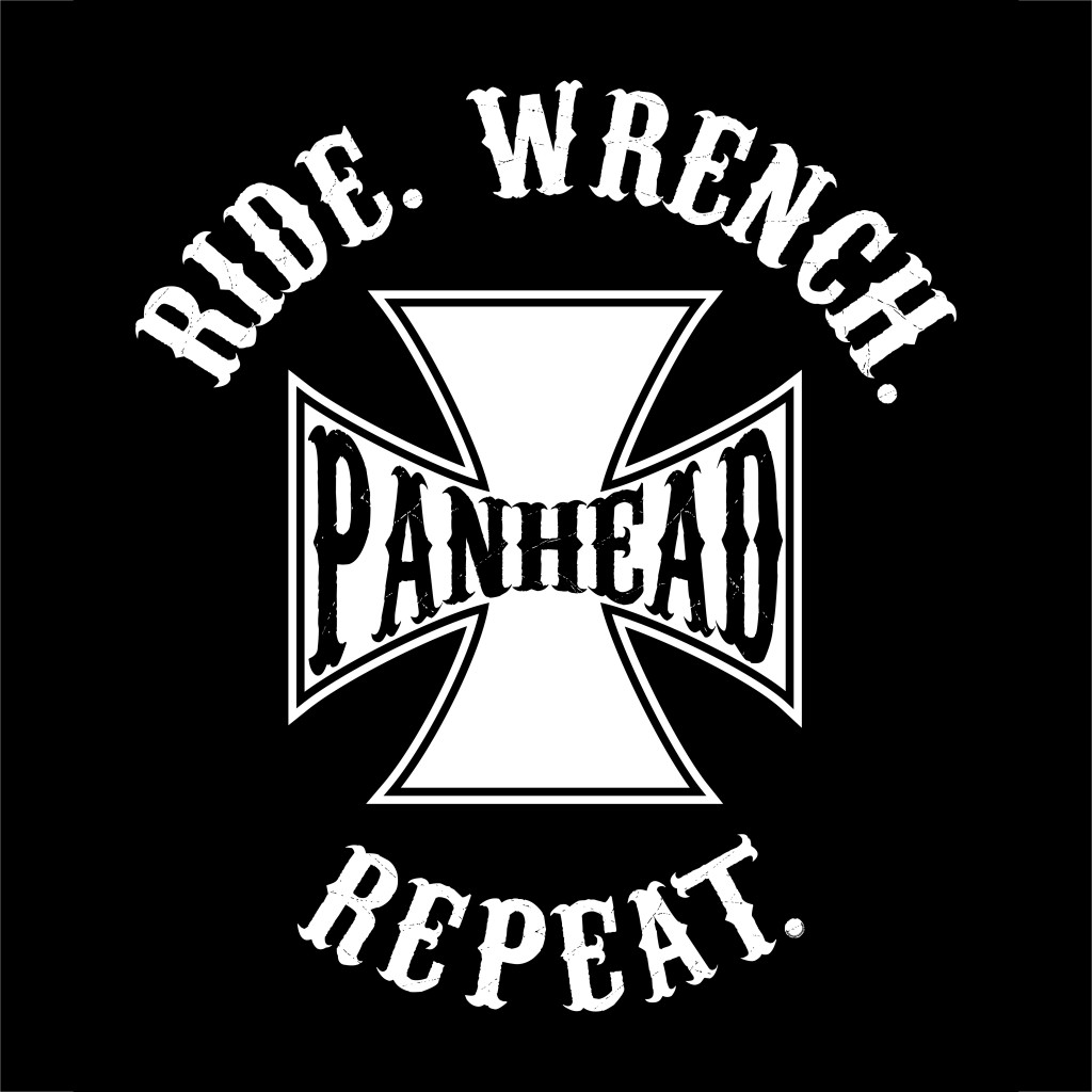 RIDE WRENCH REPEAT - PANHEAD graphic