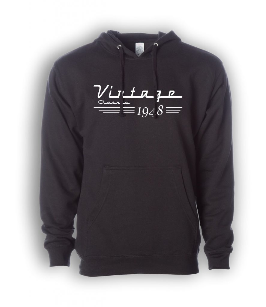 70th Birthday Hoodie Sweatshirt